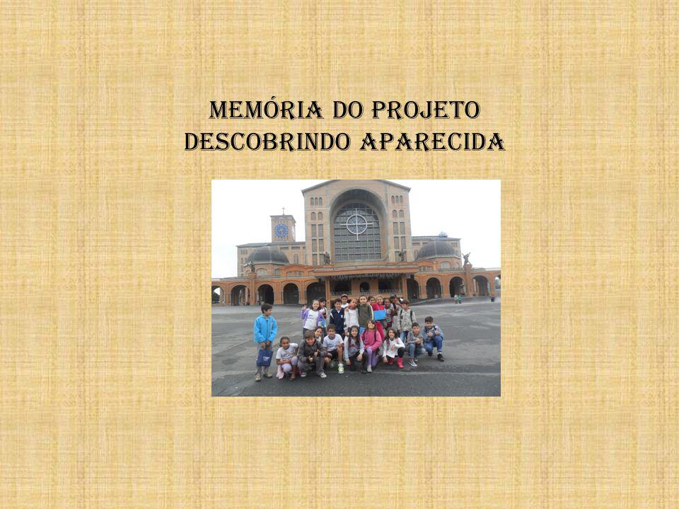Memória do projeto descobrindo aparecida