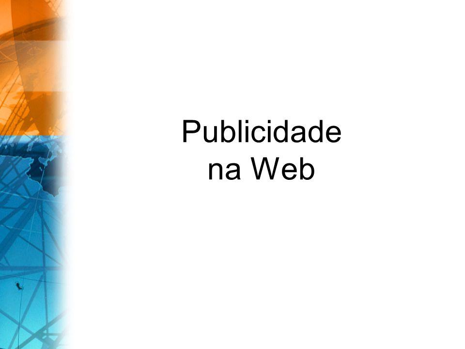 Publicidade na Web