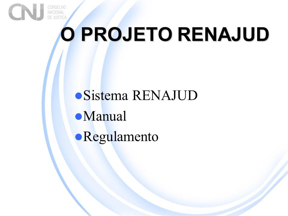 Possibilitar, em tempo real e em todo o território brasileiro, a identificação da propriedade de veículos, bem como a efetivação das ordens judiciais de restrição no Registro Nacional de Veículos Automotores – RENAVAN.
