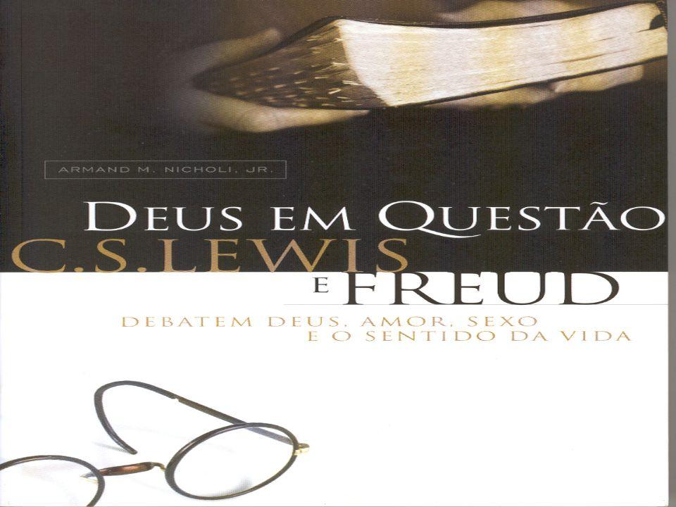 Uma vez ateu, sempre ateu.No caso de Freud, sim; no caso de Lewis, não.