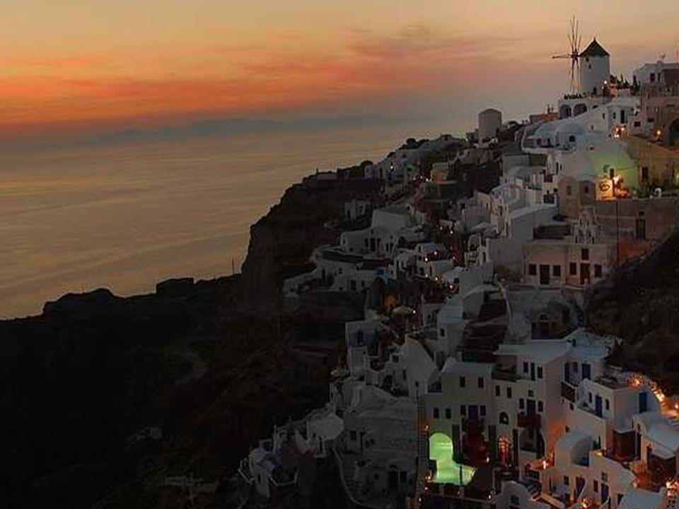 Santorini - Grèce