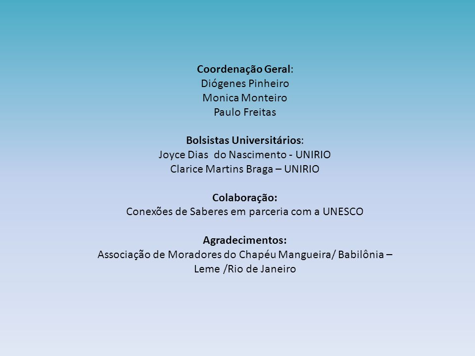 Apresentação CHARLES (THIAGO)GABRIELA (LUENE) MÃE DA GABI (GEIZIANE) RAQUEL (DANIELA) VÍTOR(LEONARDO) AMANDA(MAYUMI) MARIANA (JANDIARA)