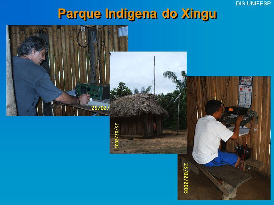 DIS-UNIFESP Parque Indigena do Xingu