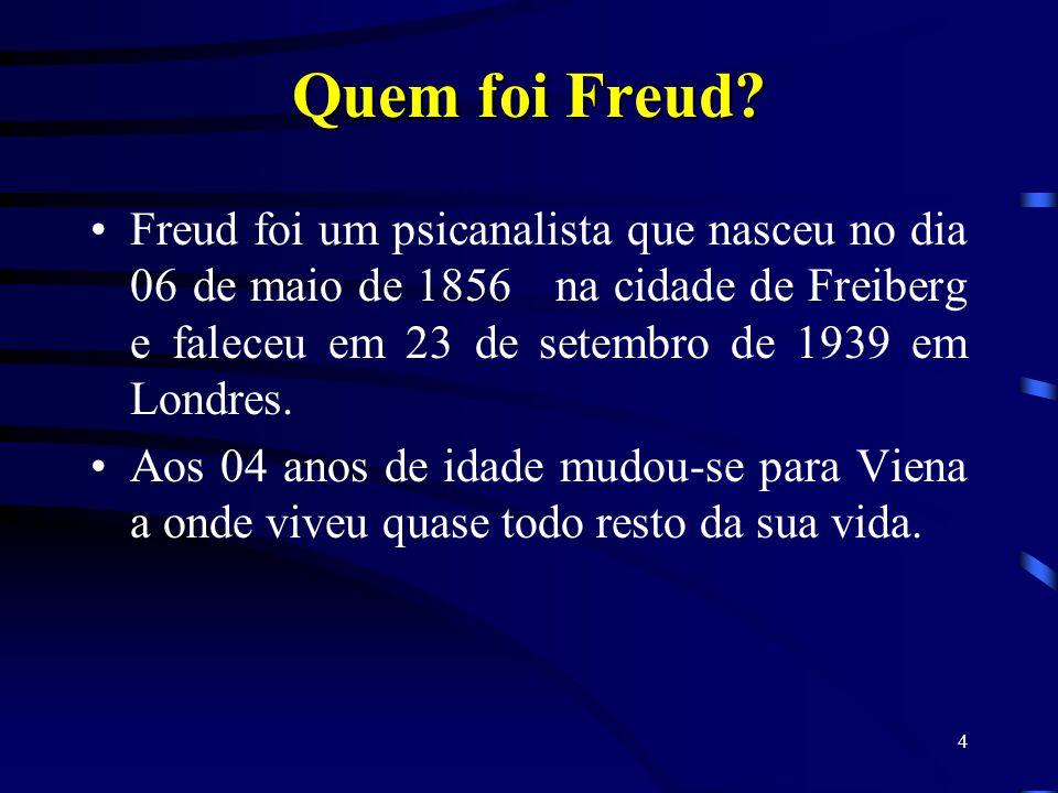 3 O Pensamento de Freud sobre a Educação Jose