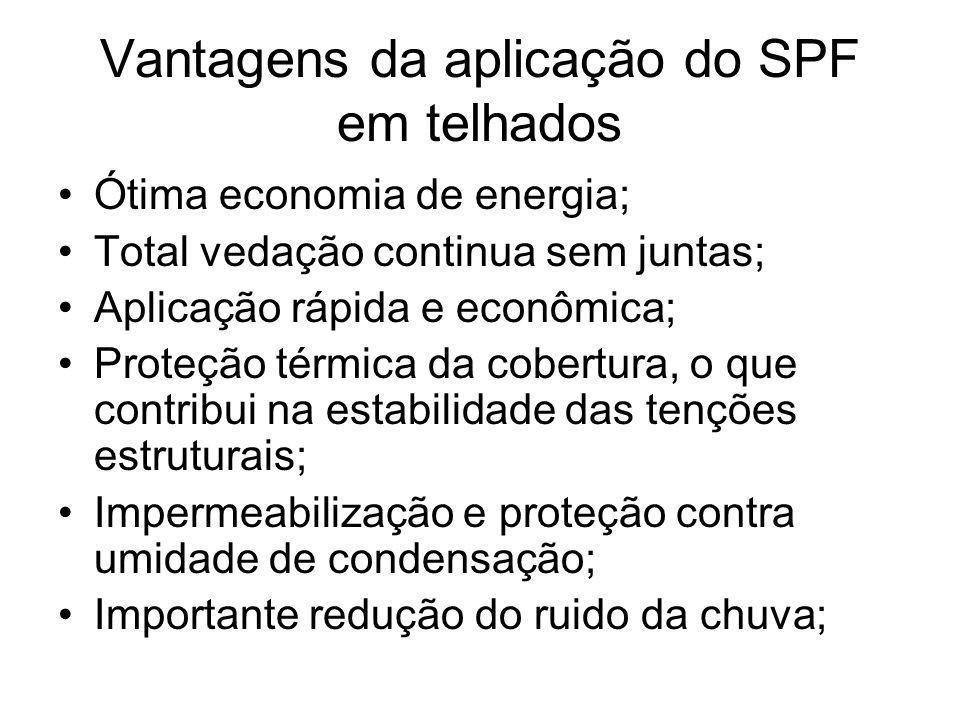 Supermercado Maxxi (Grupo Wal-Mart Brasil) - Diadema/SP Isolamento Térmico-Hidríco e Anticondensante Área de aplicação: 5.414,00 m² + 18% desenvolvimento = 6.388,00 m² Espessura: 25mm Dezembro/2008