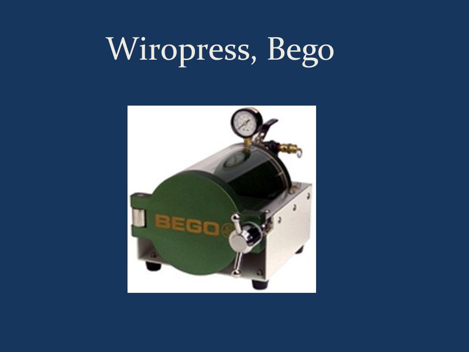 Wiropress, Bego
