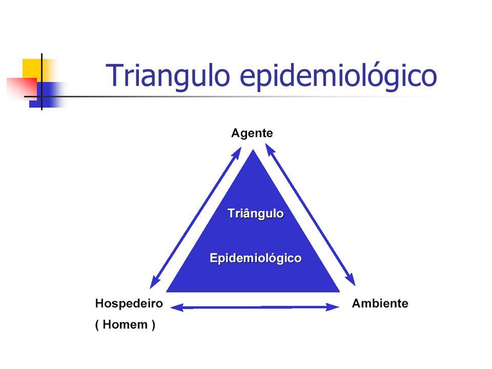 Triangulo epidemiológico
