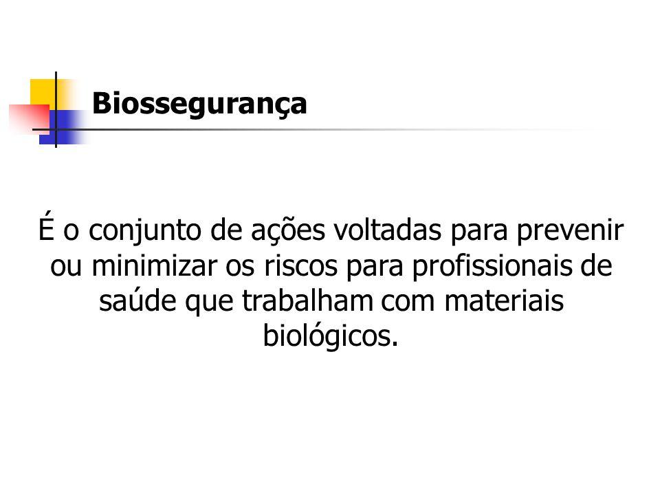 Desinfecção Consiste na destruição, remoção ou redução dos microorganismos presentes no material inanimado.