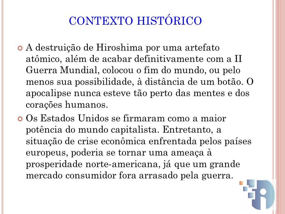 O período dos anos 70 é marcado pela consolidação da Industria Cultural no Brasil e a lógica da procura de lucro tornou-se vigente com esta consolidação.