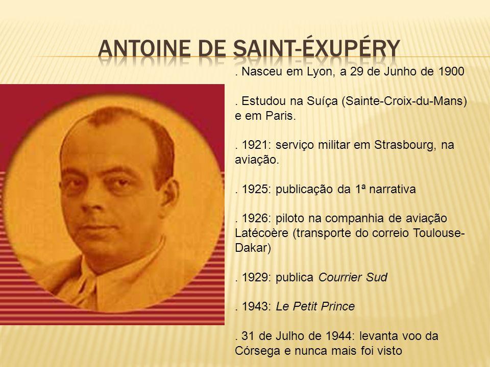 . Nasceu em Lyon, a 29 de Junho de 1900. Estudou na Suíça (Sainte-Croix-du-Mans) e em Paris.. 1921: serviço militar em Strasbourg, na aviação.. 1925: