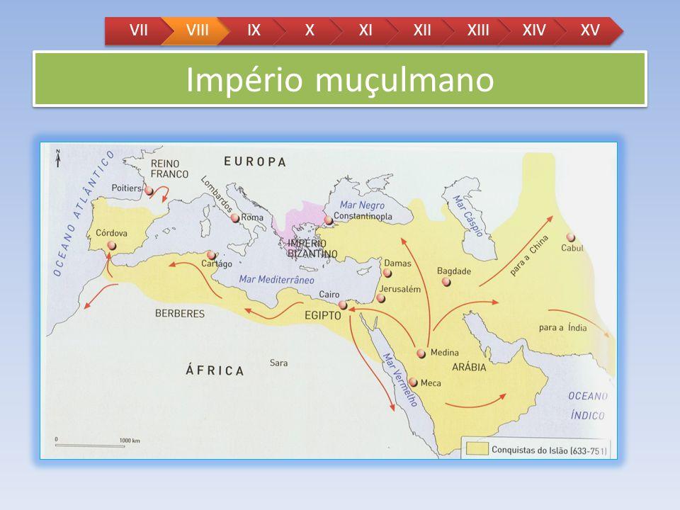 A conquista da Península Ibérica pelos Muçulmanos O Reino Visigodo estava enfraquecido por guerras internas.