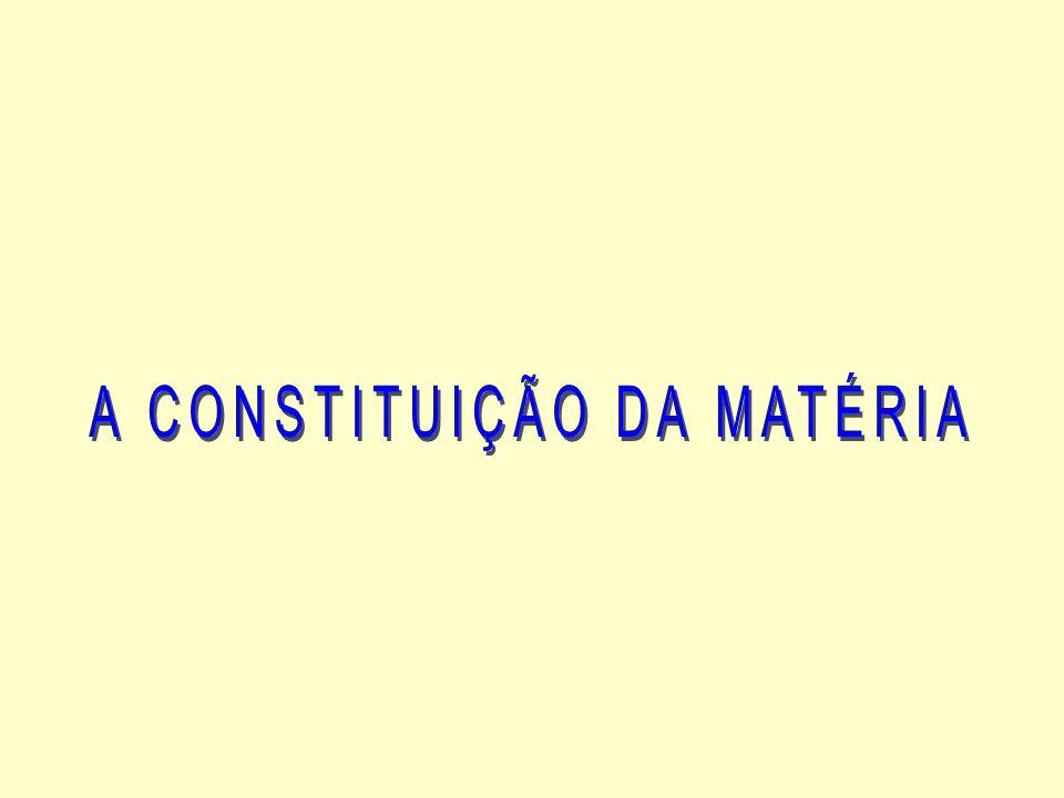 A NATUREZA ELÉTRICA DA MATÉRIA O MODELO ATÔMICO DE RUTHERFORD (1911)