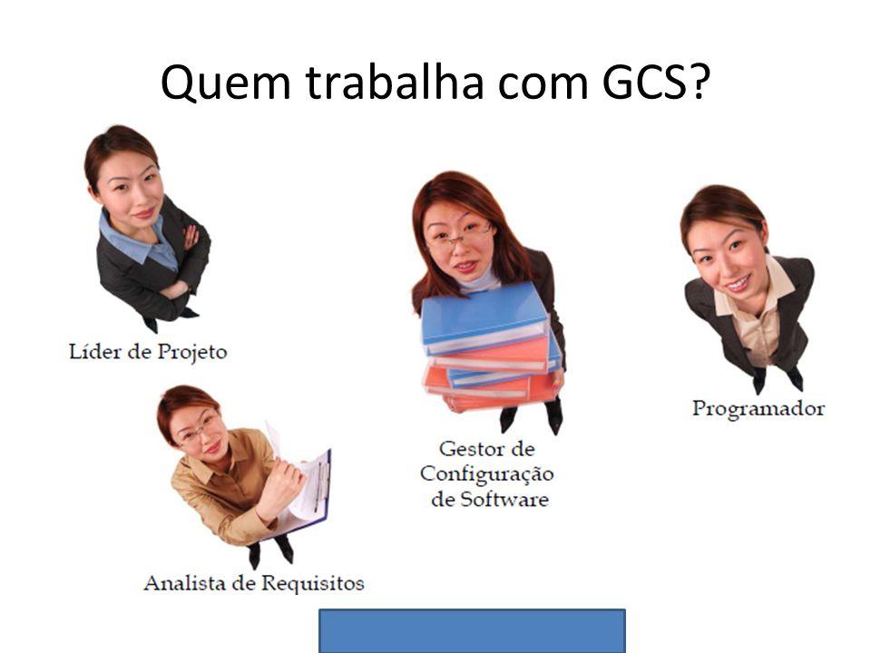 Quem trabalha com GCS?