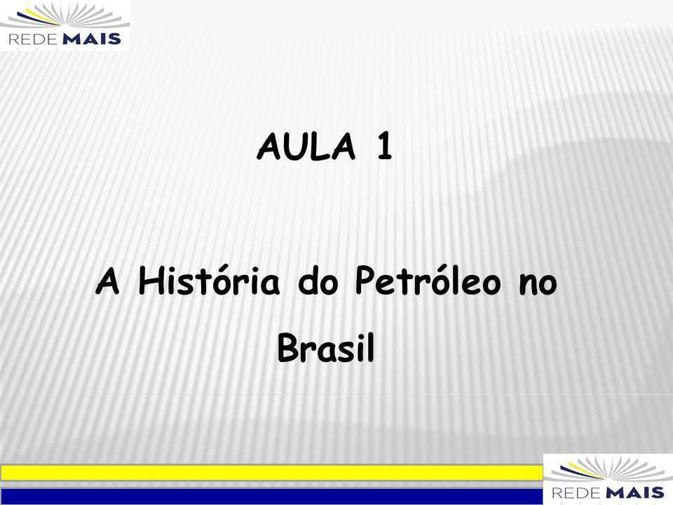 Vídeos A História do petróleo no mundo http://www.youtube.com/watch?v=pFXs5DjSgrY A História do petróleo no Brasil http://www.youtube.com/watch?v=qSQzlJoKan0