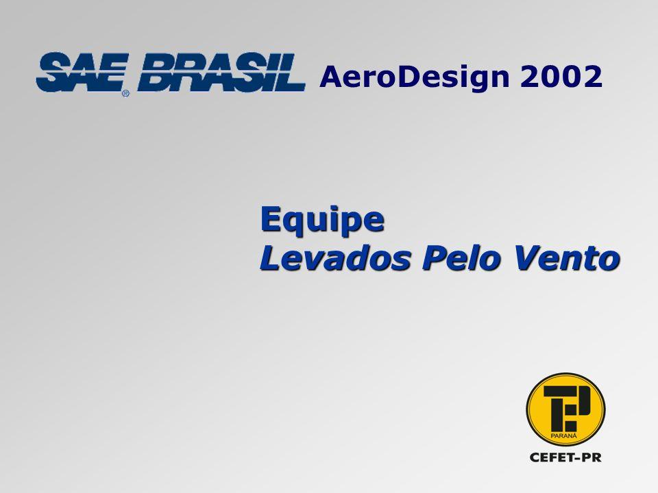 AeroDesign 2002 Equipe Levados Pelo Vento