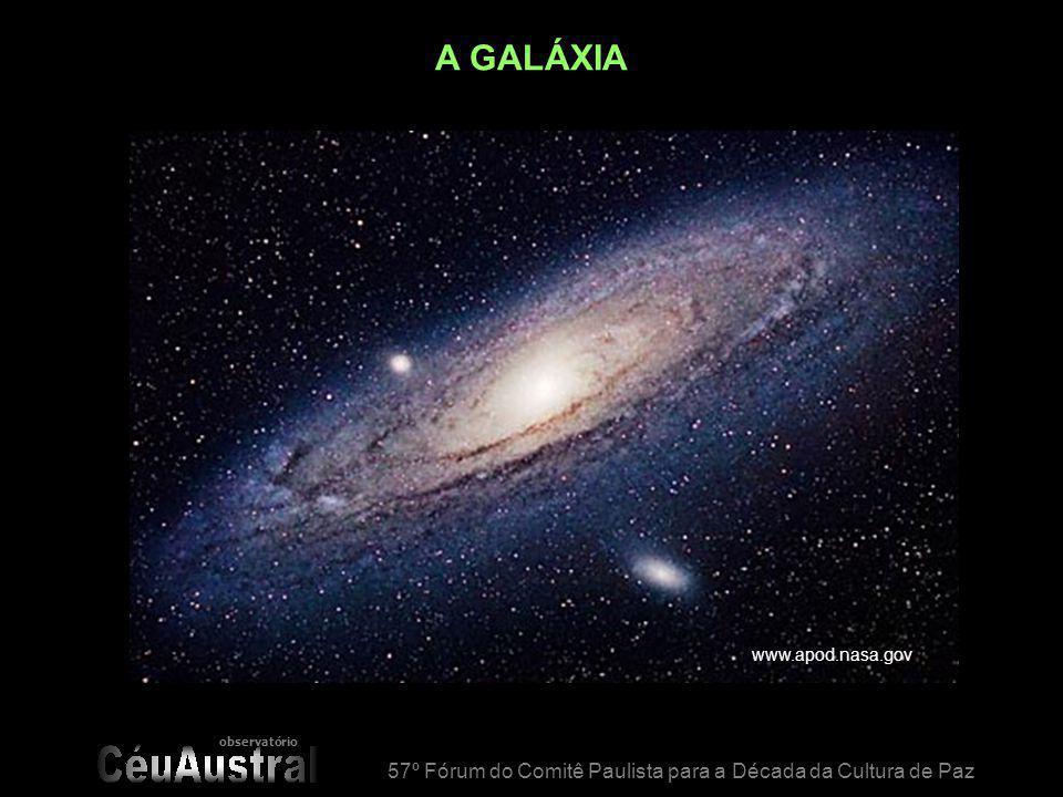 observatório 57º Fórum do Comitê Paulista para a Década da Cultura de Paz www.ase.tufts.edu/cosmos/view_picture.asp?id=850
