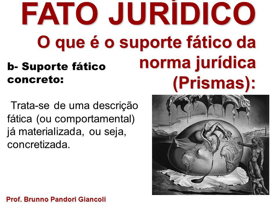 FATO JURÍDICO EM SENTIDO ESTRITO Existeclassificaçãodessa categoria .