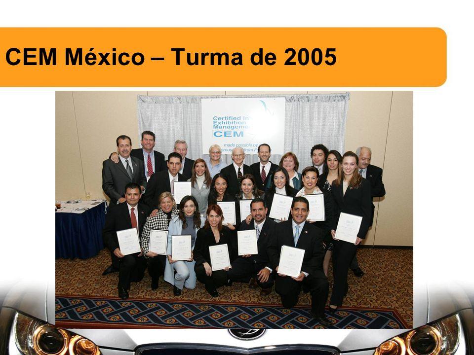 CEM México – Turma de 2005