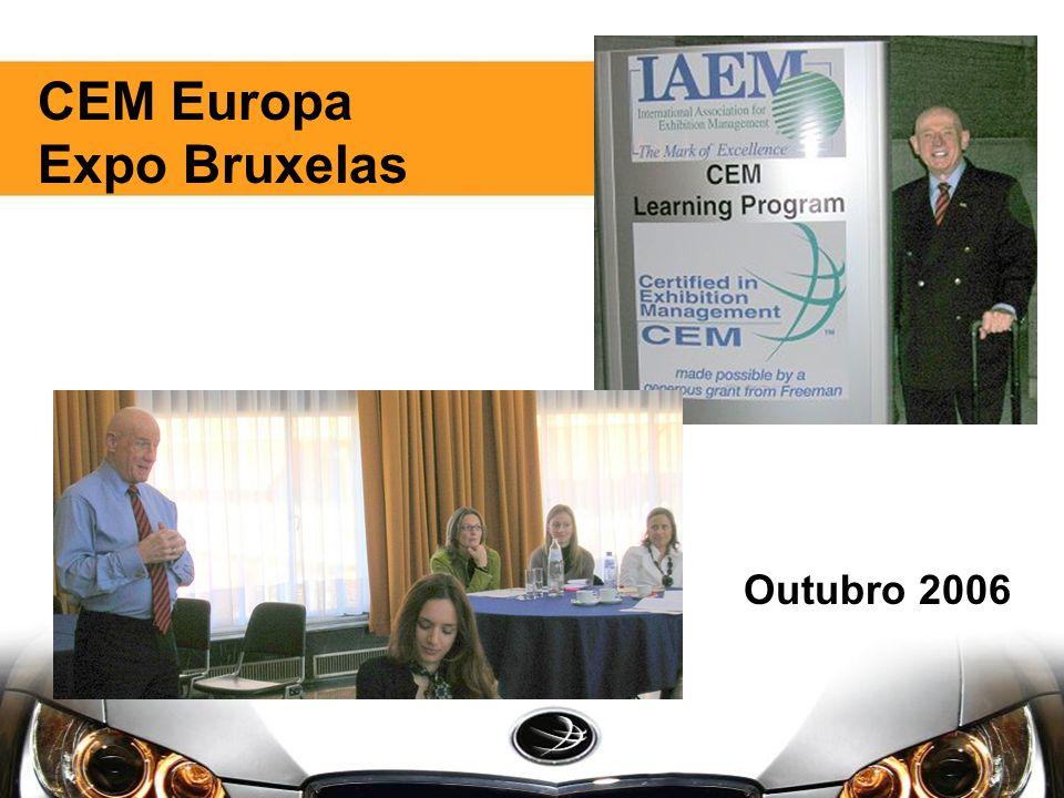 CEM Europa Expo Bruxelas Outubro 2006