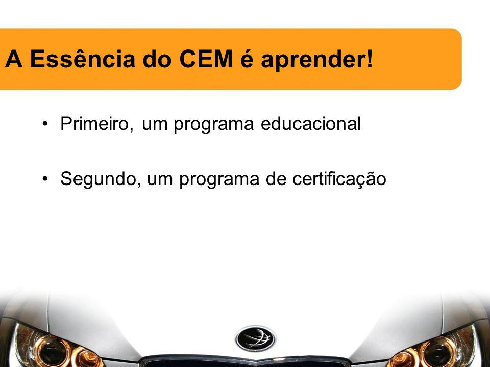 Currículo do Programa de Certificação em Exhibition Management CEM O currículo consiste em 13 módulos totais 7 Módulos obrigatórios 6 Módulos opcionais