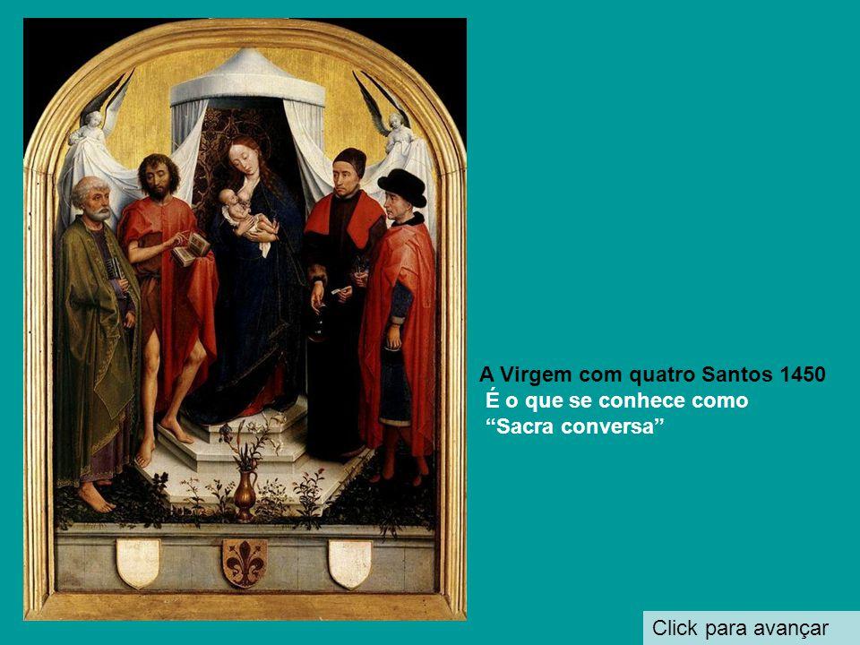Click para avançar María Madalena lendo