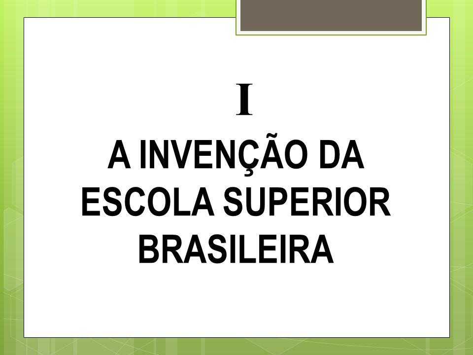 13 A NOVA REPÚBLICA E A CRIAÇÃO DE UNIVERSIDADES (1930 – 1964) Getúlio Vargas criou o MEC; Em 1931, foi aprovado o Estatuto das Universidades Brasileiras.