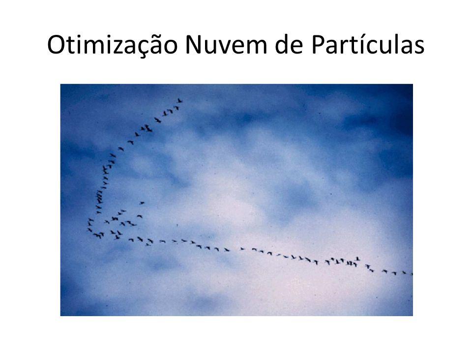 Otimização Nuvem de Partículas