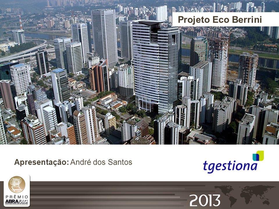 Apresentação: André dos Santos Projeto Eco Berrini