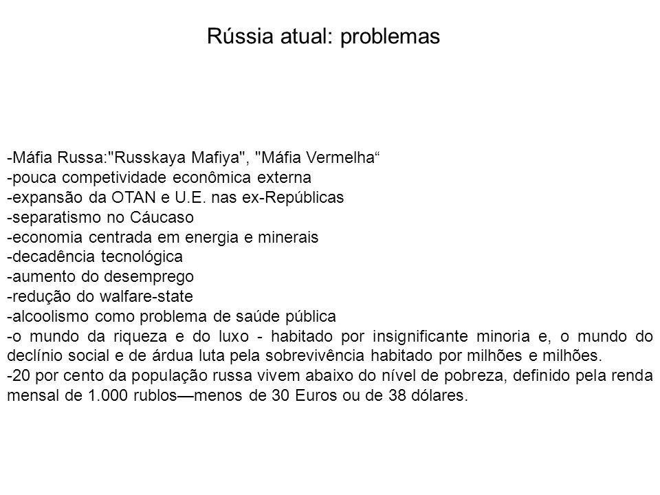 -Máfia Russa: