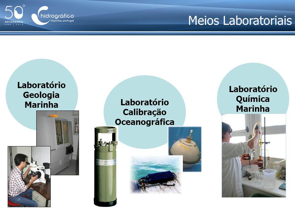 Laboratório Geologia Marinha Laboratório Química Marinha Laboratório Calibração Oceanográfica Phillips Meios Laboratoriais