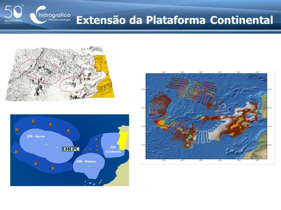 Extensão da Plataforma Continental EMEPC