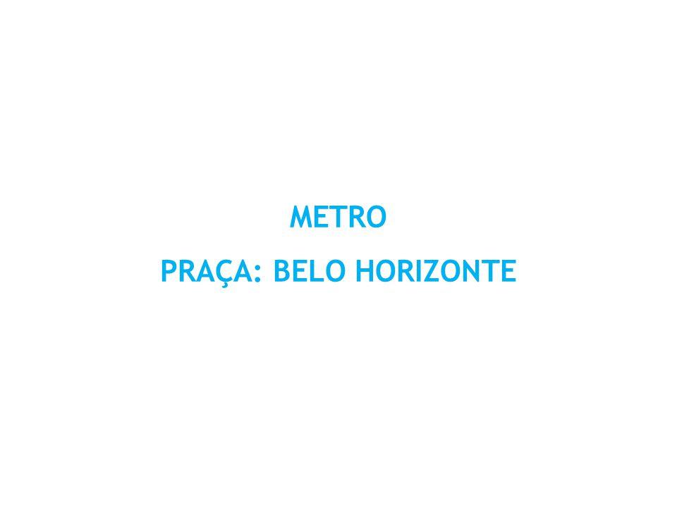 O Metrô atende mais de 50 bairros na Região Metropolitana de Belo Horizonte, incluindo as regiões: Minas Shopping Itaú Power Shopping Big Shopping PUC Coração Eucarístico PUC São Gabriel Região Hospitalar Venda Nova Boulevard Shopping Grande Parte do Centro Shopping Estação BH Arena Independência Expominas