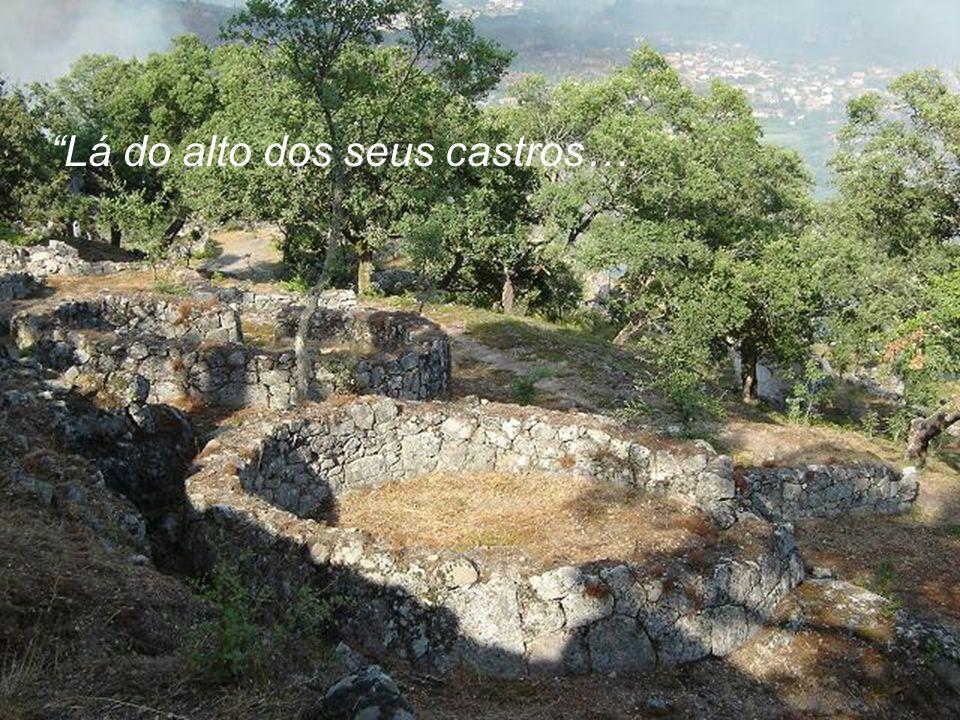 Do Rossio da Sé, juntos partiram…para Leoneses e de Trava, de Guimarães expulsar…