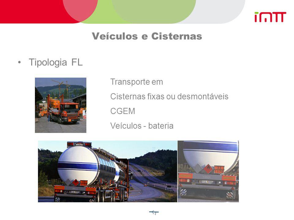 5 - Veículos e Cisternas Requisitos dos Camiões - limitador de velocidade (Directiva 92/6/CEE) - travagem ( Directiva 71/320/CEE) - tacógrafo (Regulam