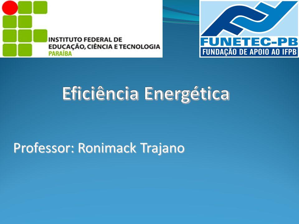 Professor: Ronimack Trajano
