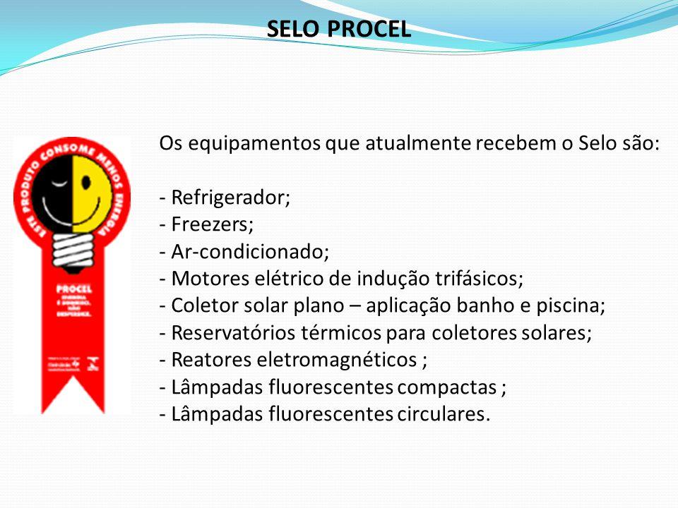 Passo 1: Ao comprar uma geladeira, verifique se o produto tem o selo Procel de economia de energia.