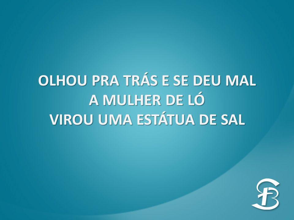 LOUVE AO SENHOR