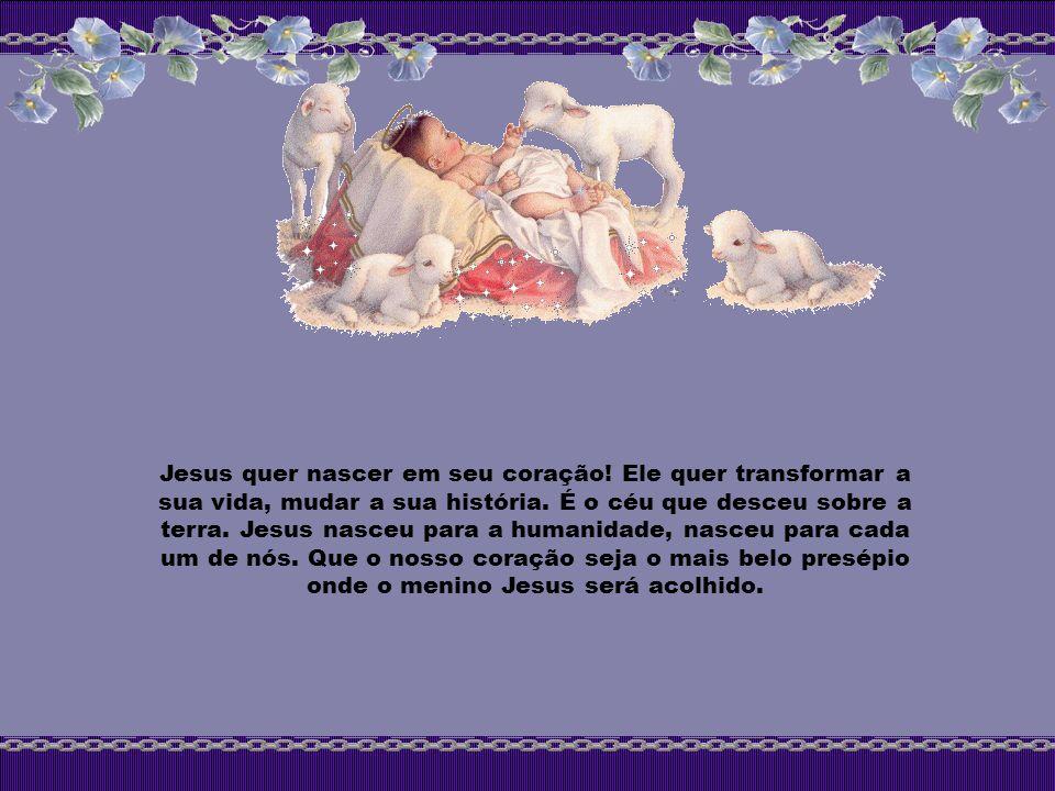 Demos graças a Maria, por ter aceito ser o veículo para nossa Redenção e ter enfrentado valorosamente tantas angústias, e ao Senhor São José (como o c