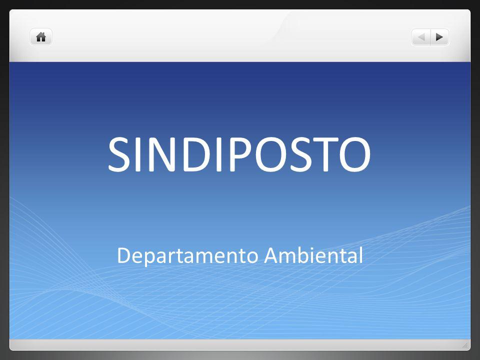 SINDIPOSTO Departamento Ambiental