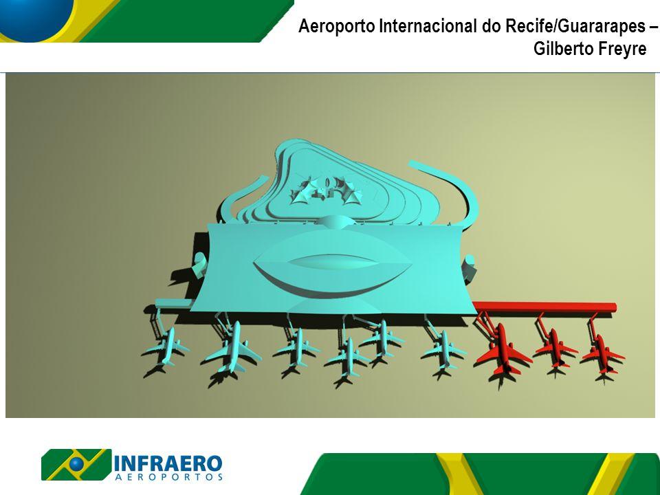 Aeroporto Internacional do Recife/Guararapes – Gilberto Freyre |