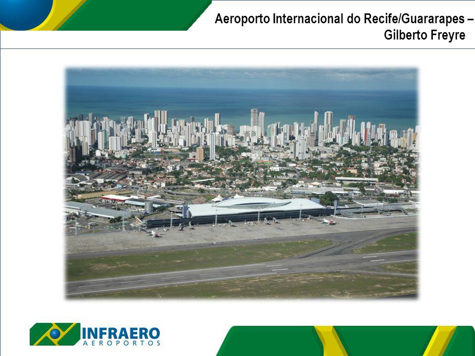 Aeroporto Internacional de Recife/Guararapes – Gilberto Freyre | Aeroporto Internacional do Recife/Guararapes – Gilberto Freyre |
