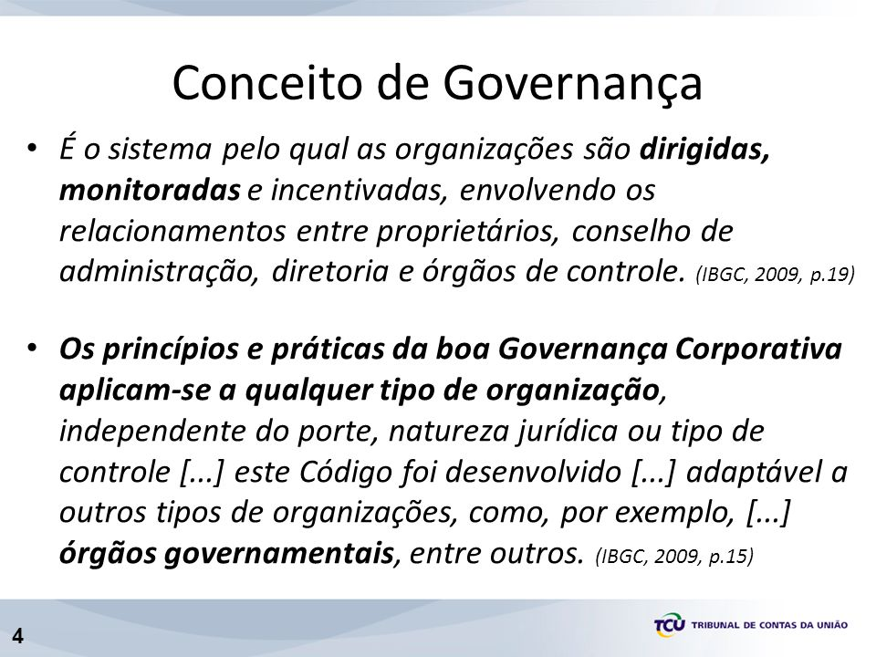 15 Modelo de Excelência em Gestão Pública (GESPÚBLICA) Fonte: Brasil, 2010