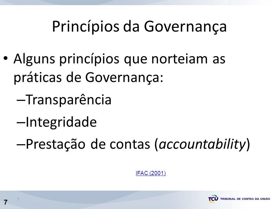 8 Princípios da Administração Pública: – Planejamento e Controle (DL200/1967, art.