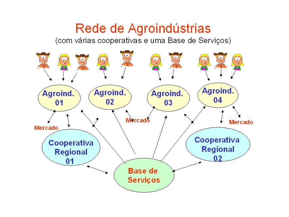 Em números: 15 cooperativas; 123 agroindústrias familiares; 600 famílias; 884 itens no mercado formal; 4.000 pontos de venda; 12 milhões investidos, 4