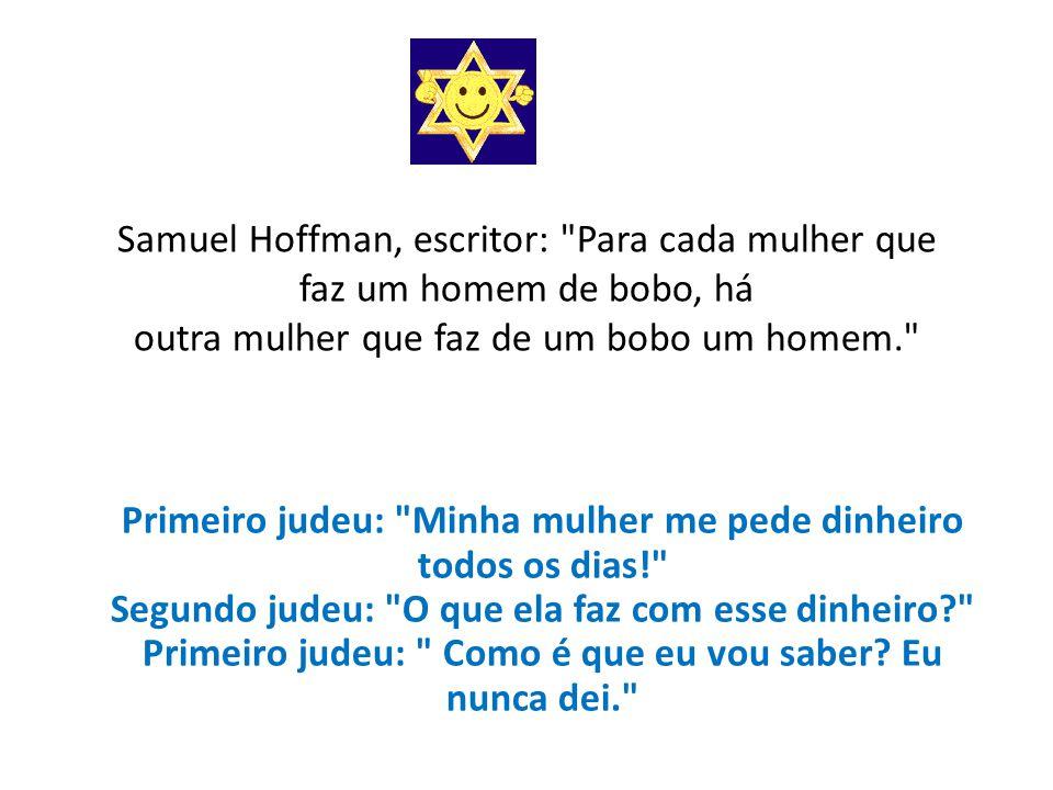 Samuel Hoffman, escritor: