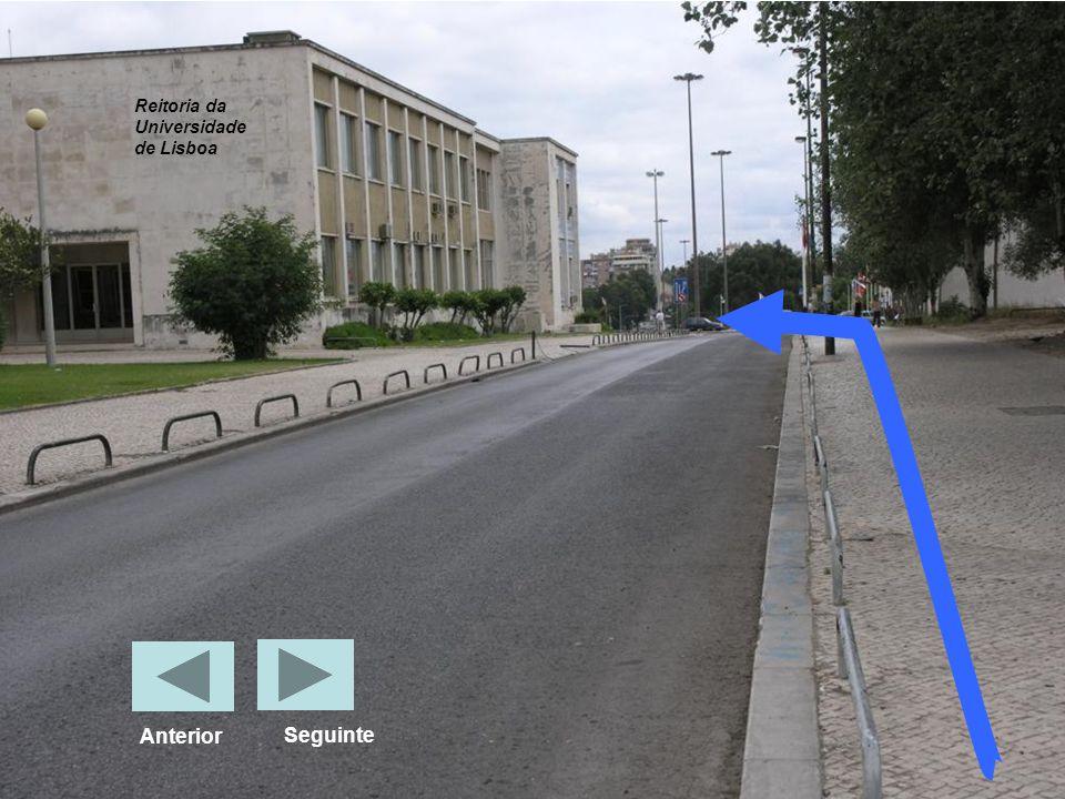 Reitoria da Universidade de Lisboa Seguinte Anterior