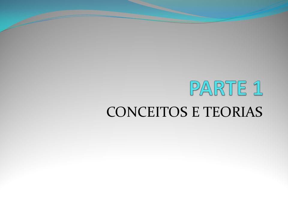 CONCEITOS E TEORIAS