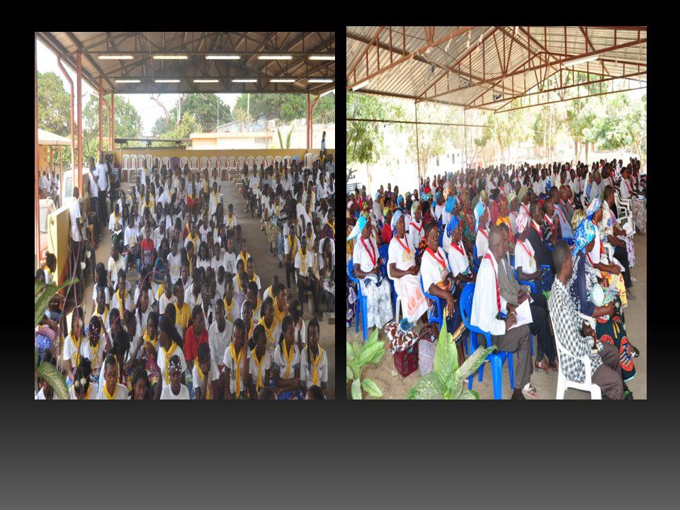 Para o crescimento do MEJ e do Apostolado da Oraçao em Angola, e fundamental o apoio dos bispos e superiores religiosos no processo de expansao nos di