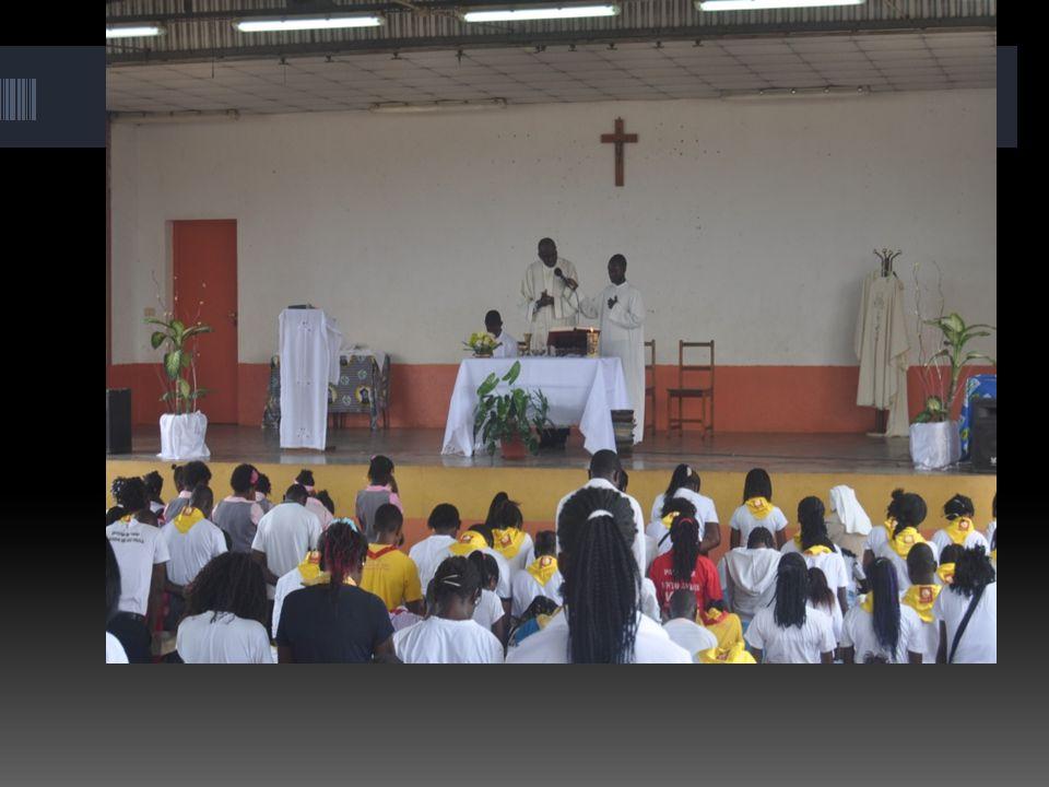 Director Nacional celebra missa para os membros do MEJ das dioceses de Luanda, Viana e Caxito