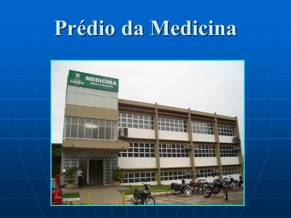 Prédio da Medicina
